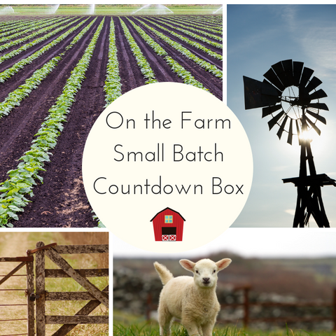 On the Farm Small Batch Countdown Box - Deposit