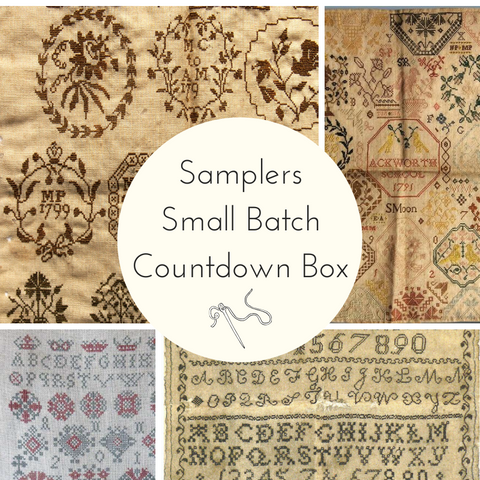 2020 Samplers Small Batch Countdown Box - Deposit