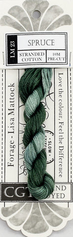 Spruce - NEW Cottage Garden Threads Forage Collection