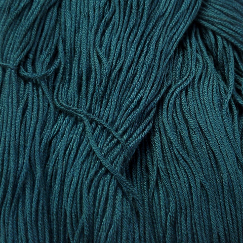 New Color! Witchy Waters - 8 yard skein - StitchySilk French Spun Silk - Limited Edition