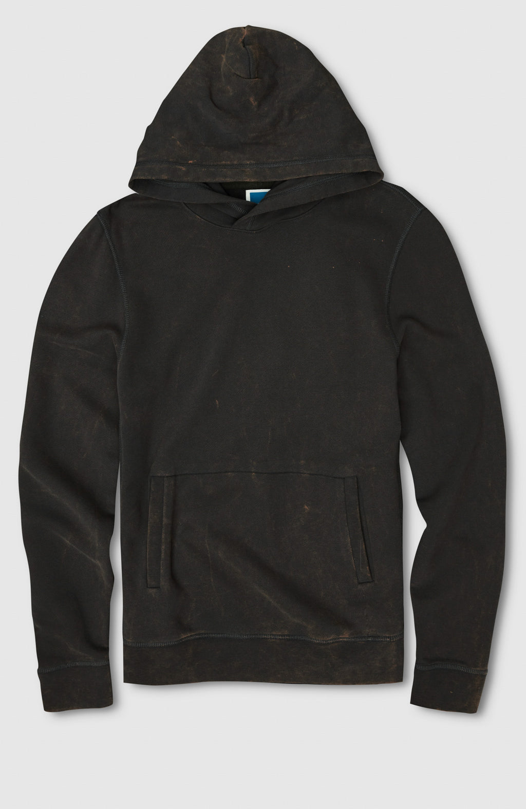 Dunston Pullover - Charcoal Multi