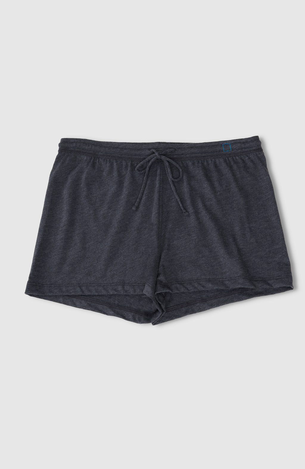 Women PJ Shorts - Charcoal