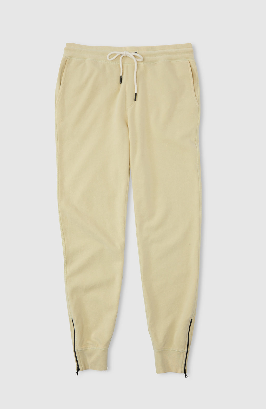 Frankie Pant - Washed Citron Multi