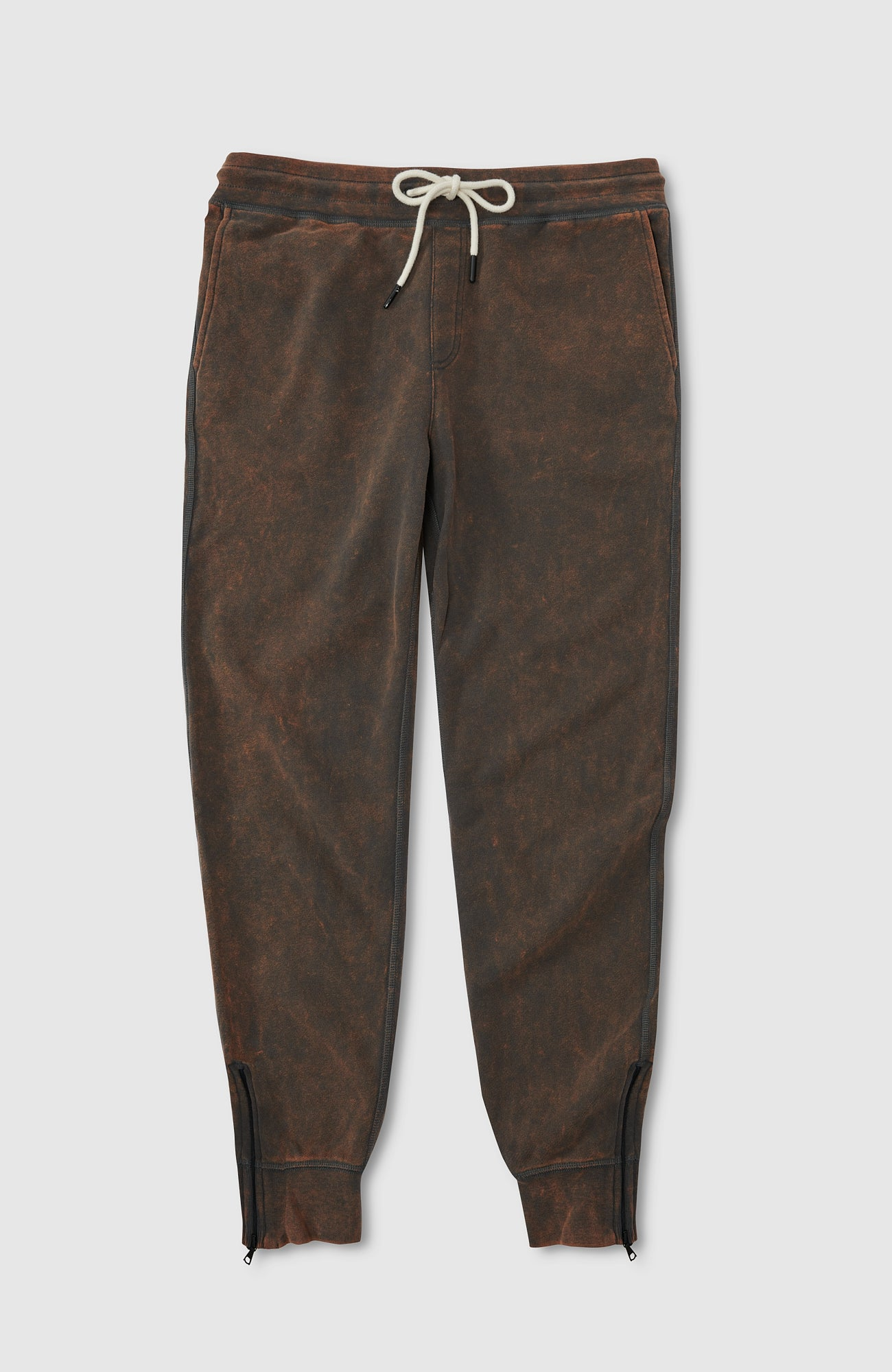 Frankie Pant - Charcoal Multi