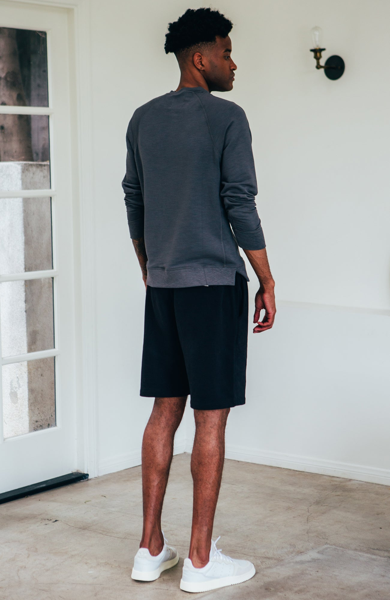 Sayers Henley - Charcoal