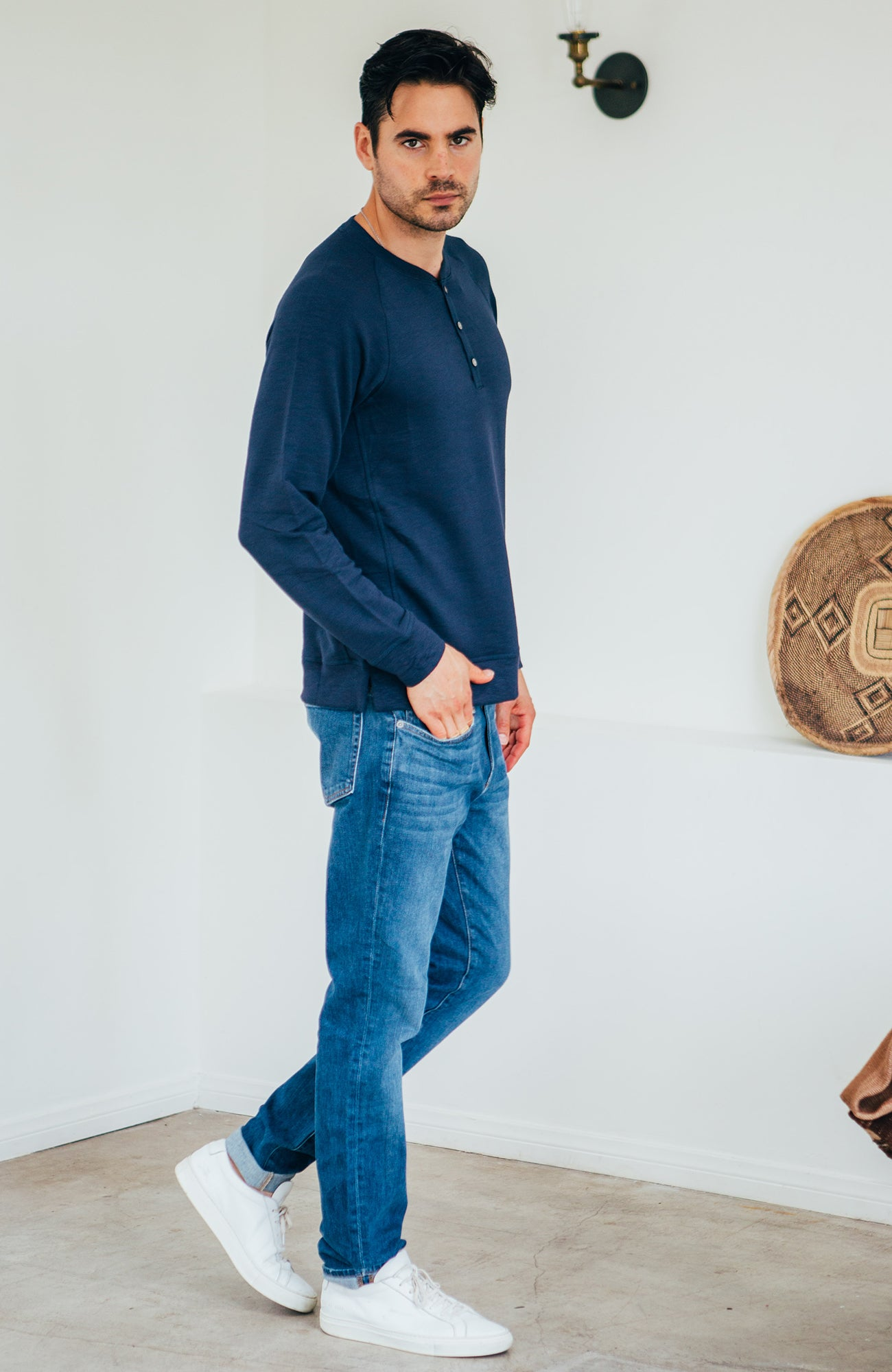 Sayers Henley - Navy