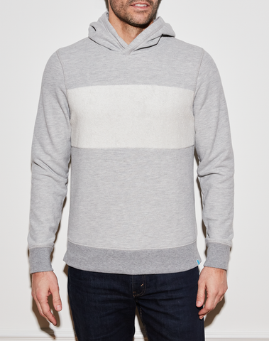 Dawson Hoodie - Heather Grey