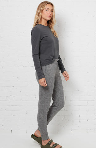 Eliza Pants - Heather Grey