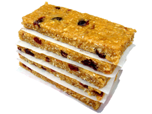 Load image into Gallery viewer, Cranberry & Lemon Zest, FL Protein Bar, Live Fit, GOURMET PROTEIN BARS, FitLivingFL, The best protein bar, the best protein bar ever, The perfect protein bar, the perfect bar, the Best Bar Ever, Best Protein Bar, Fresh Protein bar, Fit Living Bar, Orlando Protein Bar, Fit Living, Orlando Fitness, Florida Protein bar