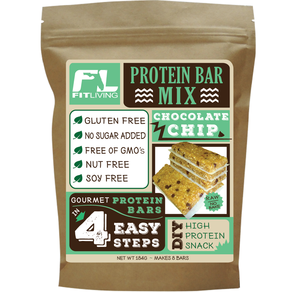 Protein bar mix 3 pack best tasting diy protein bars fit living protein bar mix diy protein bars make your own protein bars protein bar solutioingenieria Gallery