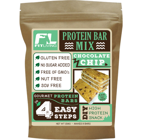 Protein Bar Mix, DIY Protein Bars, Make your own protein bars, protein bar recipe, protein bars, fresh protein bars