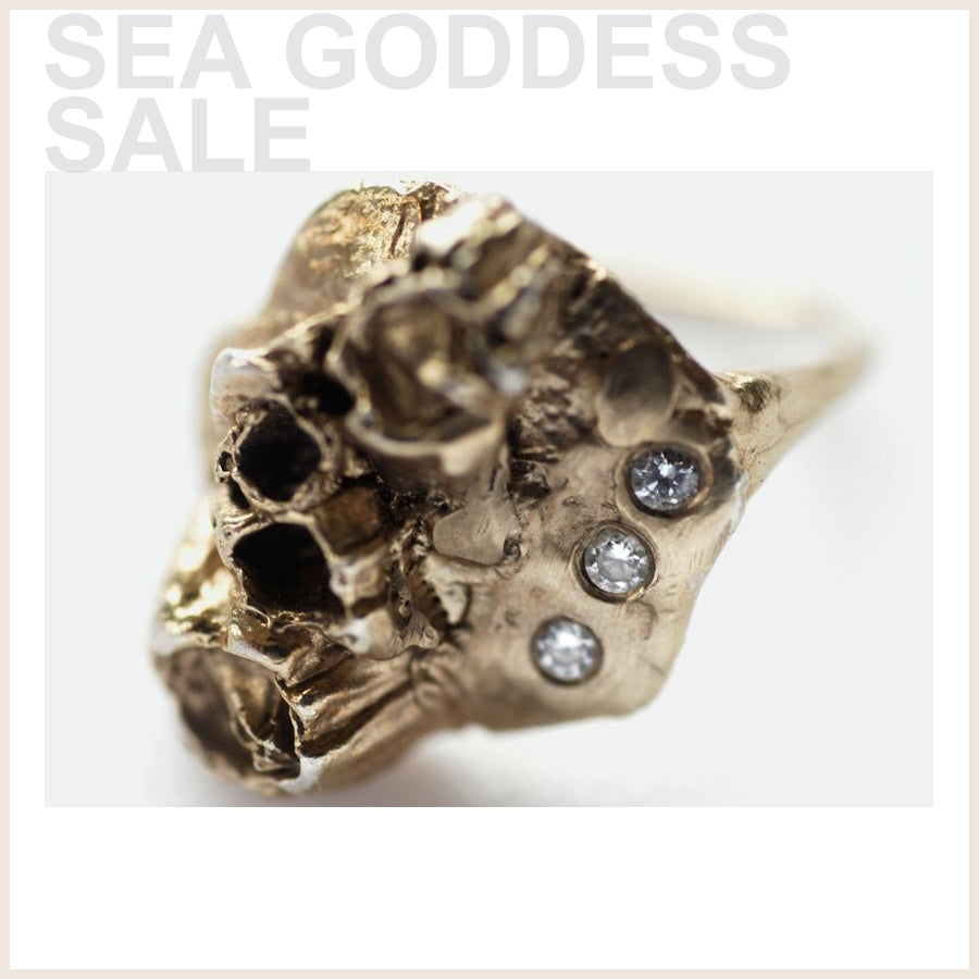 SEA GODDESS FINE JEWELRY RINGS SALE