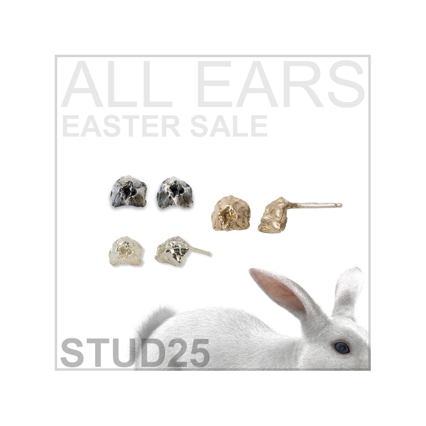 Shop our Easter Sale - 25% OFF These Select Stud Styles