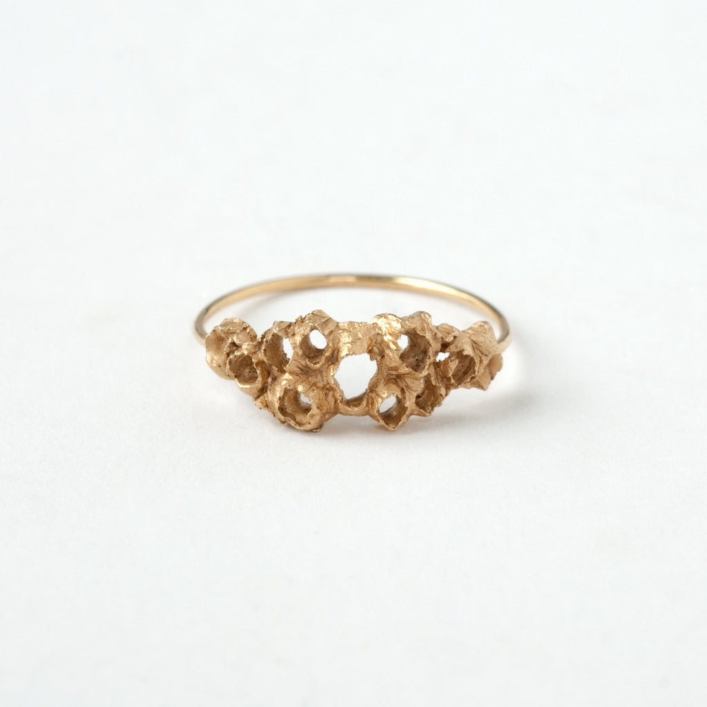 Colony Collection Fine Barnacle Ring by Grace Gow