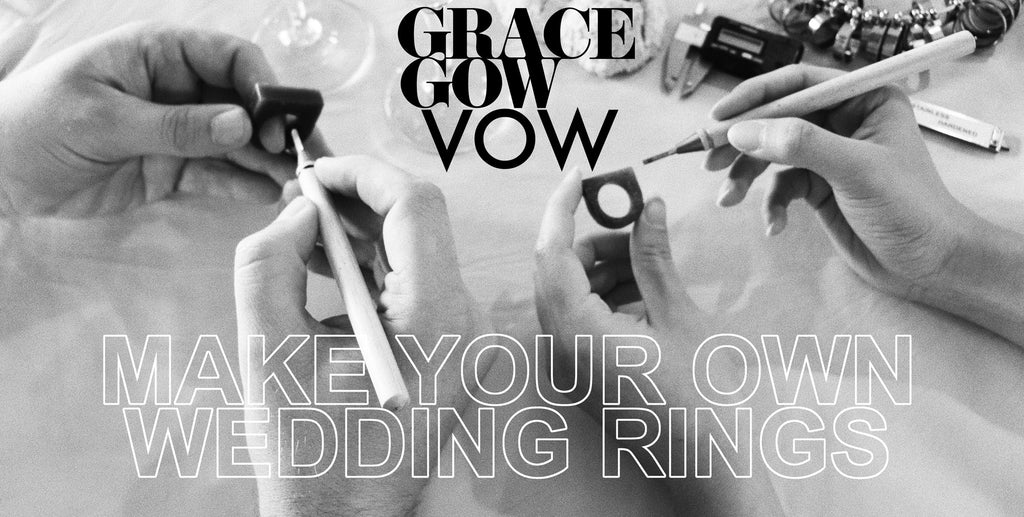 GRACE GOW VOW • Schedule Your Workshop with Cat