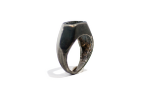 ATLAS SILVER RING
