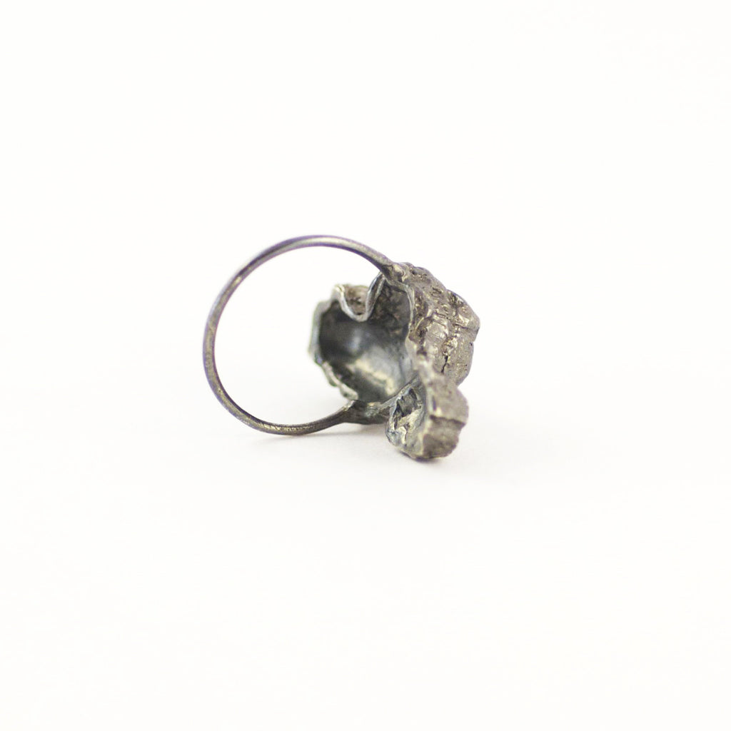 Women's Deep Sea Inspired Barnacle Ring