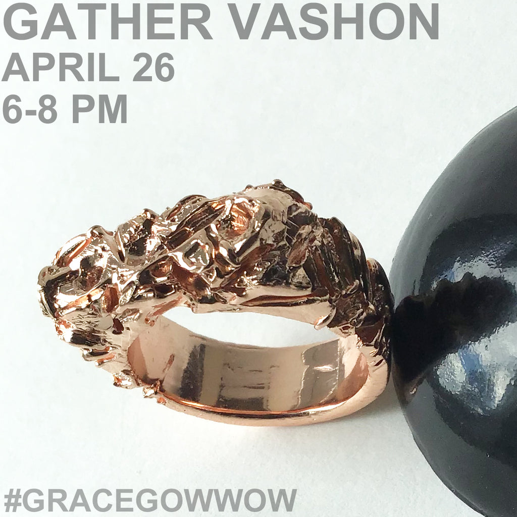 The Wax On Workshop - Gather Vashon on Friday April 26, 6:00 - 8:00 pm