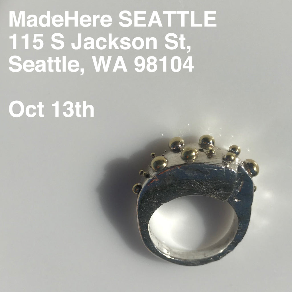 The Wax On Workshop at MadeHere Seattle on Saturday October 13, 6:30 - 8:30 pm