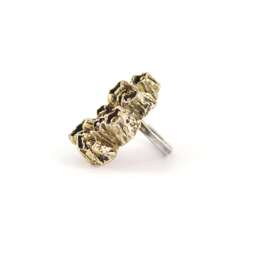 POSEIDON BARNACLE RING