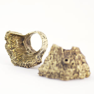 BARRIER REEF BARNACLE RING