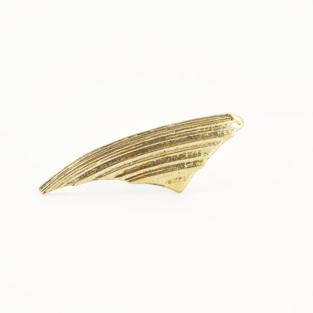 SHARD BRONZE RING