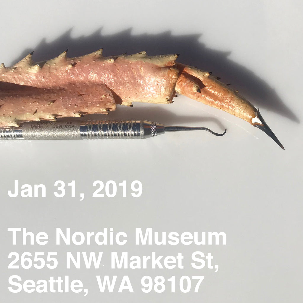 The Wax On Workshop - The Nordic Museum on Thursday January 31, 6:00 - 8:00 pm