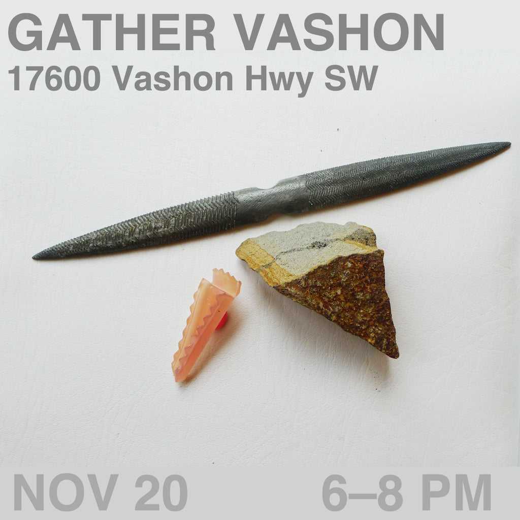 The Wax On Workshop - Gather Vashon on Tuesday November 20, 6:00 - 8:00 pm