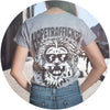 HopeTrafficker - Women's Mali Short Sleeve T-Shirt Handprinted Excellence