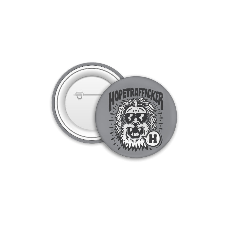 HopeTrafficker - 32mm Round Buttons
