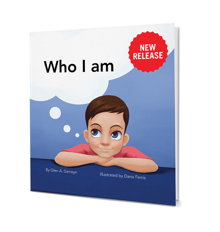 WHO I AM (HARD COVER)