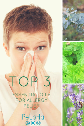 essential oils for fall allergies