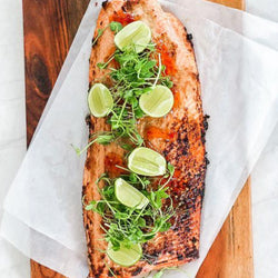 Miso Salmon Fillet GF, DF, NF / Serves 15
