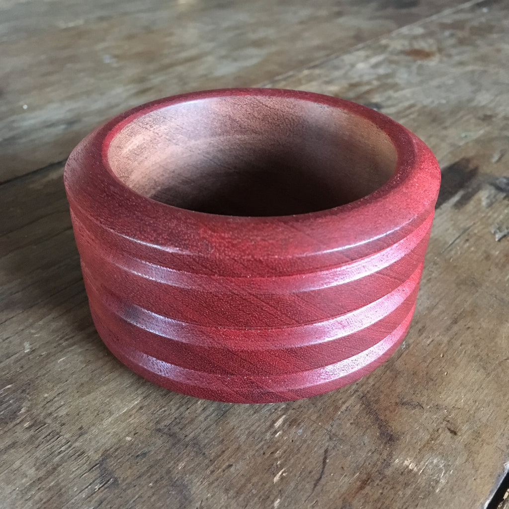 Bangle, mahogany No. 2