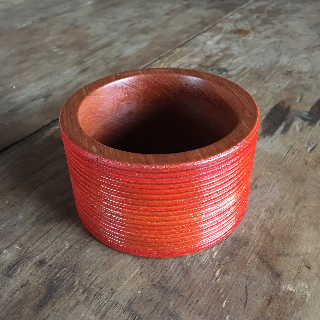 Bangle, mahogany No. 1