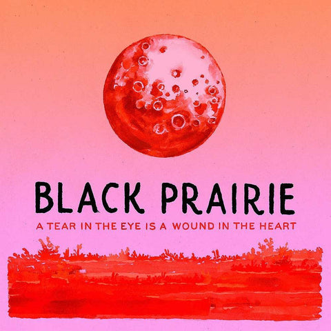 "Black Prairie - ""A Tear In The Eye Is A Wound In The Heart"" CD"