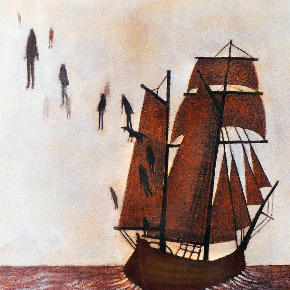 The Decemberists 'Castaways & Cutouts' CD