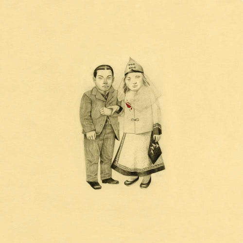 The Decemberists 'The Crane Wife' CD