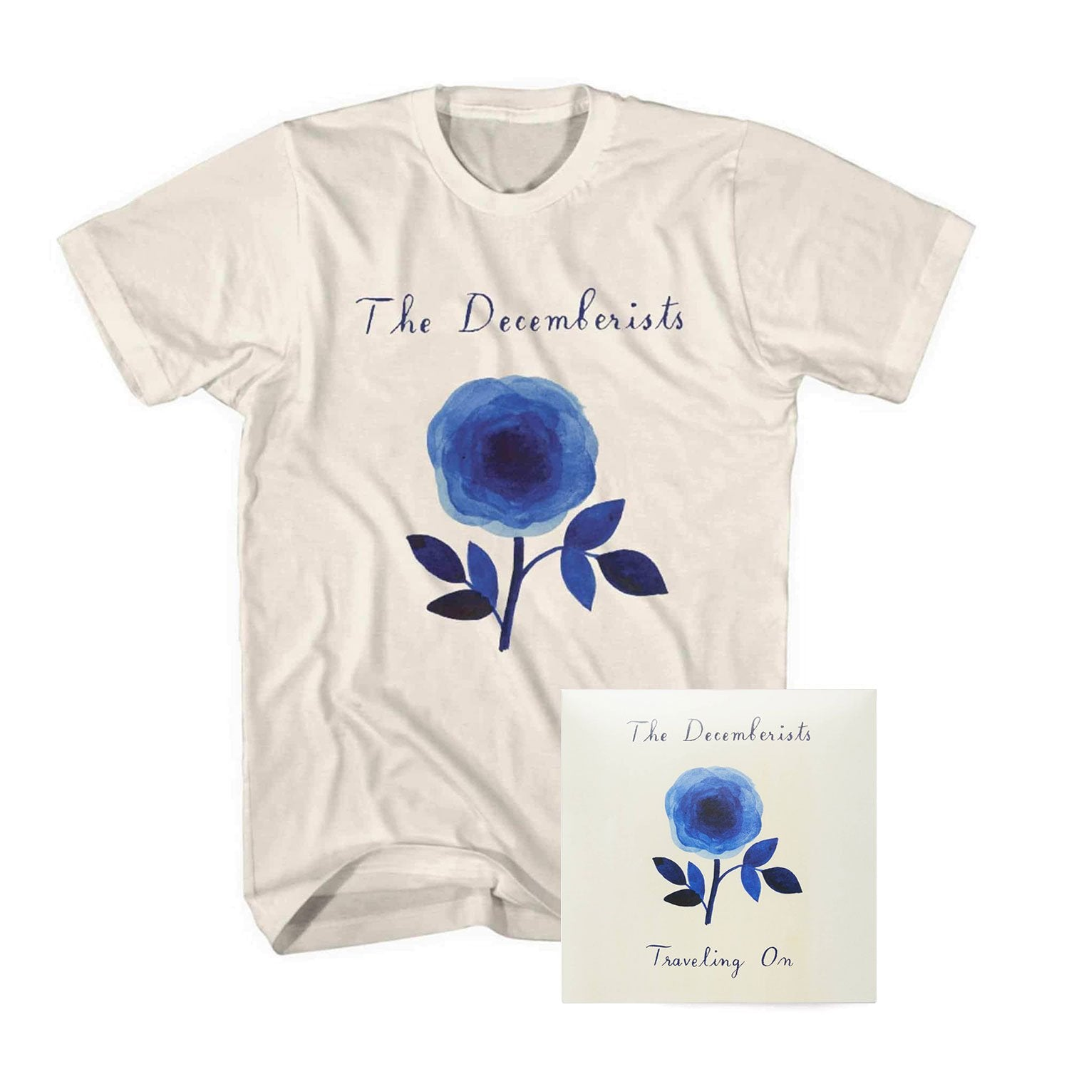 'Traveling On' EP + T-Shirt Bundle