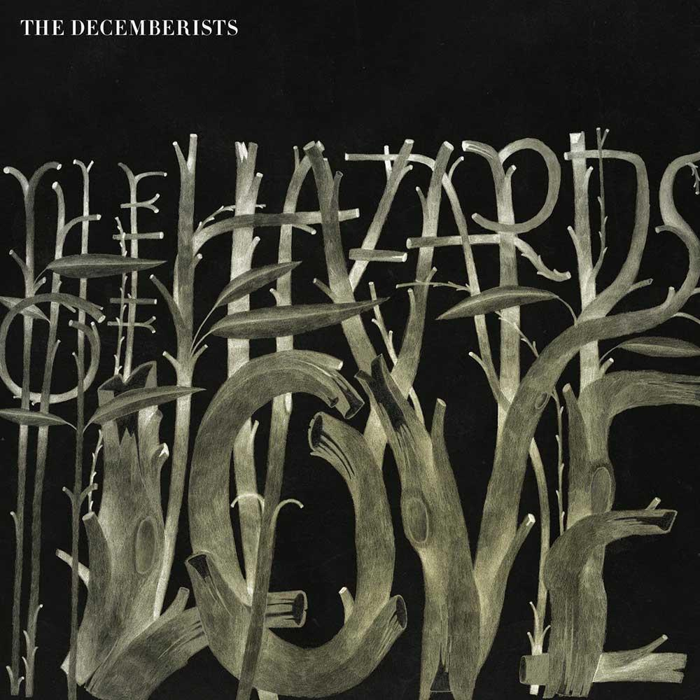 The Decemberists 'The Hazards Of Love' CD