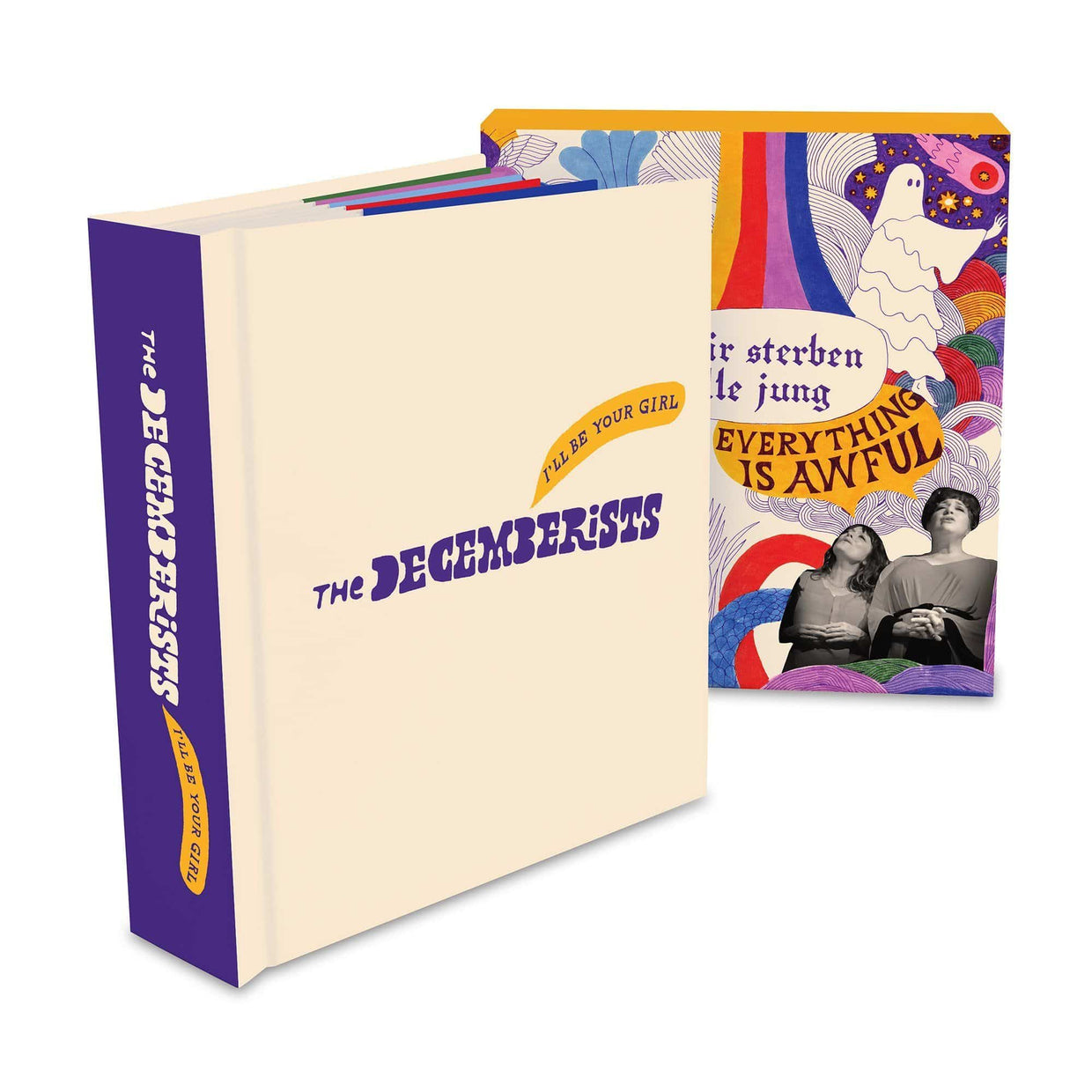 The Decemberists 'I'll Be Your Girl' Boxset: The Exploded Edition