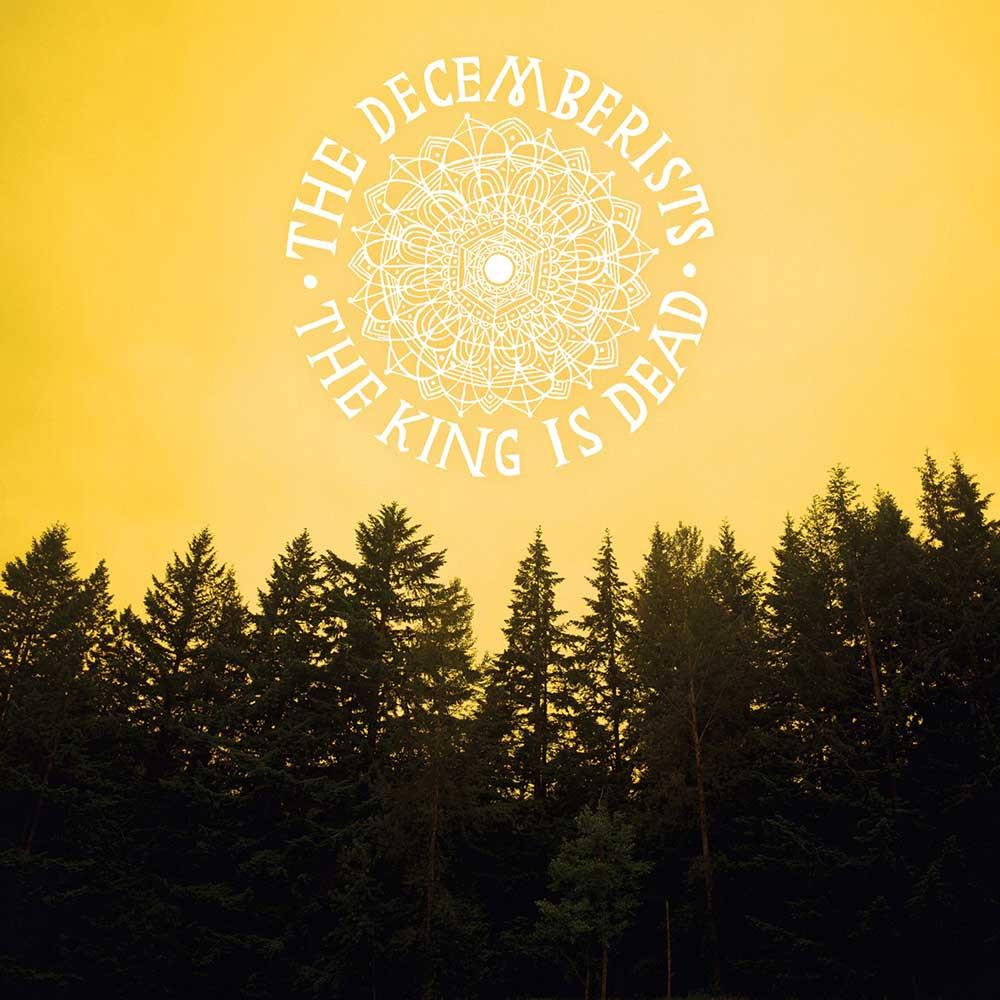 The Decemberists 'The King Is Dead' CD
