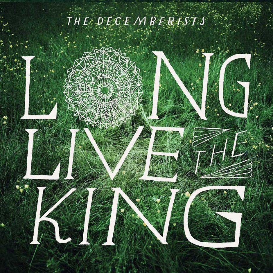 The Decemberists 'Long Live The King' CD