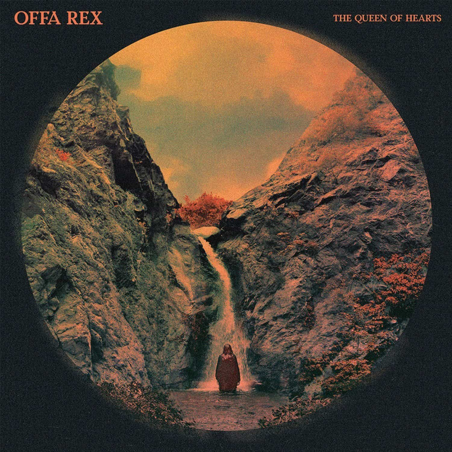 Offa Rex - The Queen Of Hearts CD