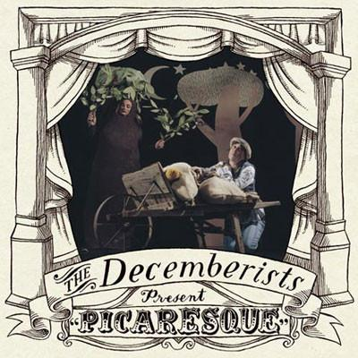 The Decemberists 'Picaresque' CD