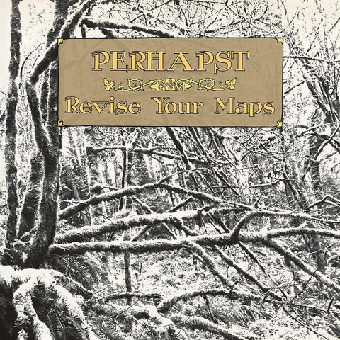 "Perhapst - ""Revise Your Maps"" CD"