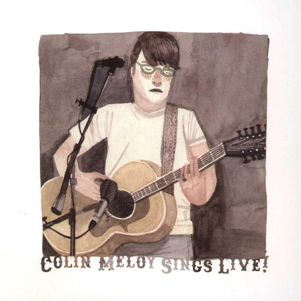 Colin Meloy Sings Live CD