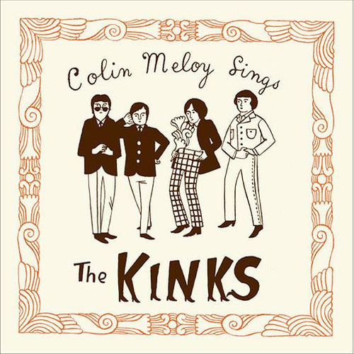 Colin Meloy Sings 'The Kinks' EP