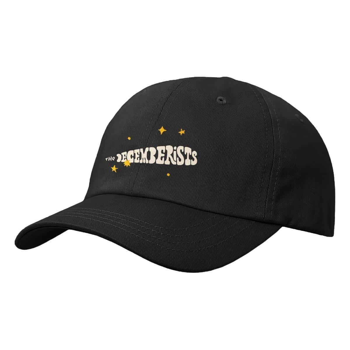 The Decemberists Dad Hat - Black