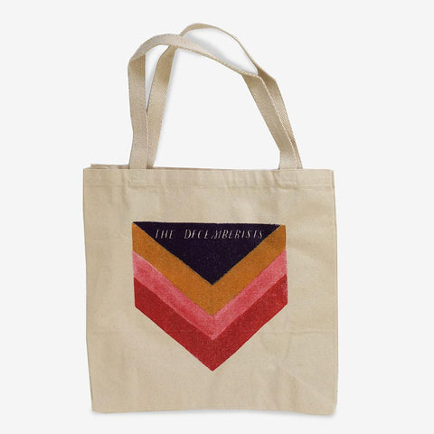 Decemberists Tote Bag